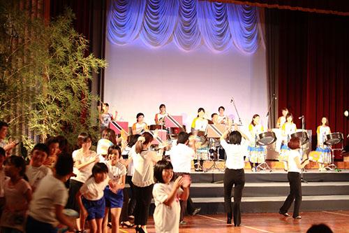 新生鹿児島市10周年記念「夏のふるさとコンサート in 吉田」