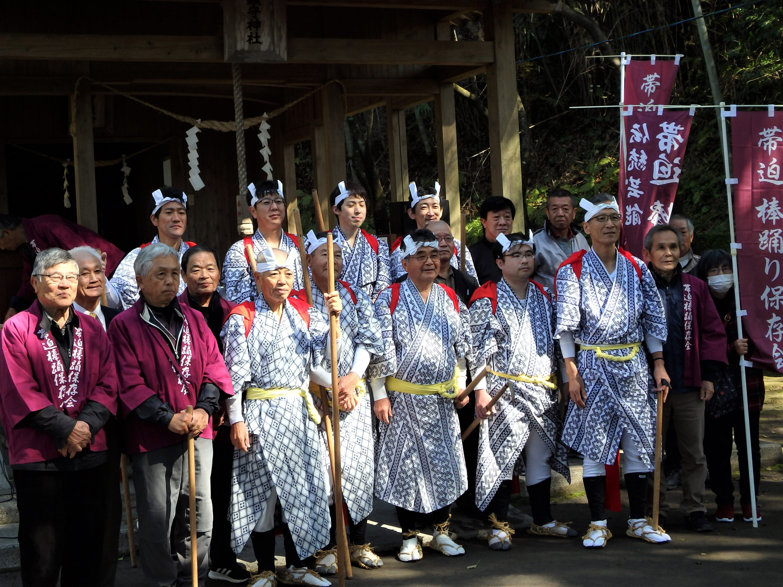 棒踊り(帯迫)