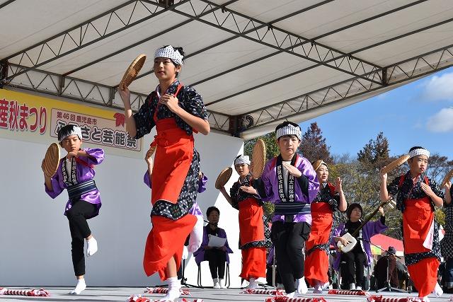 銭太鼓踊り(野頭)