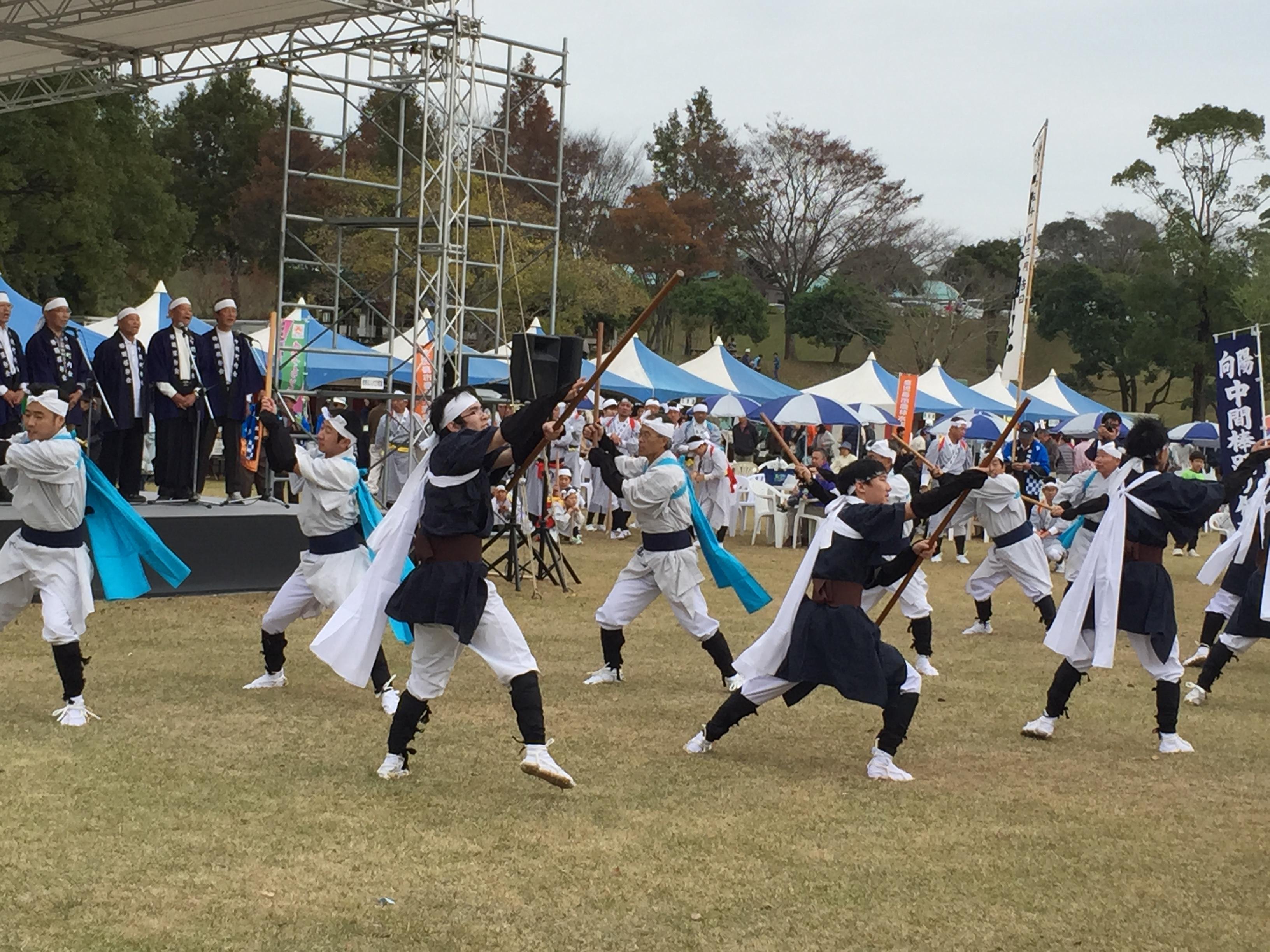 第44回鹿児島市ふるさと芸能祭 2015.11.22