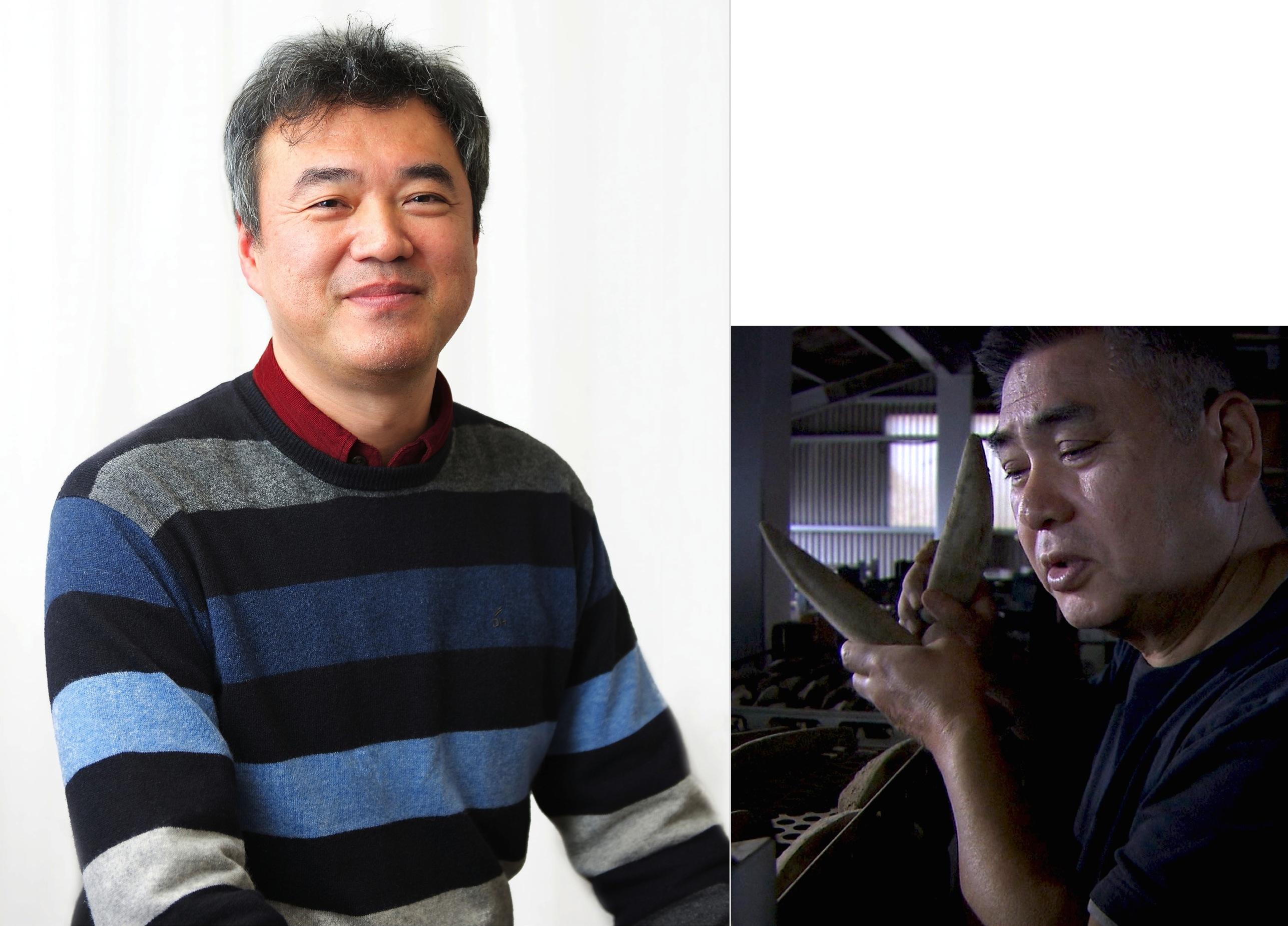 つい de サロン vol.1 柴田昌平「千年の一滴」映画監督