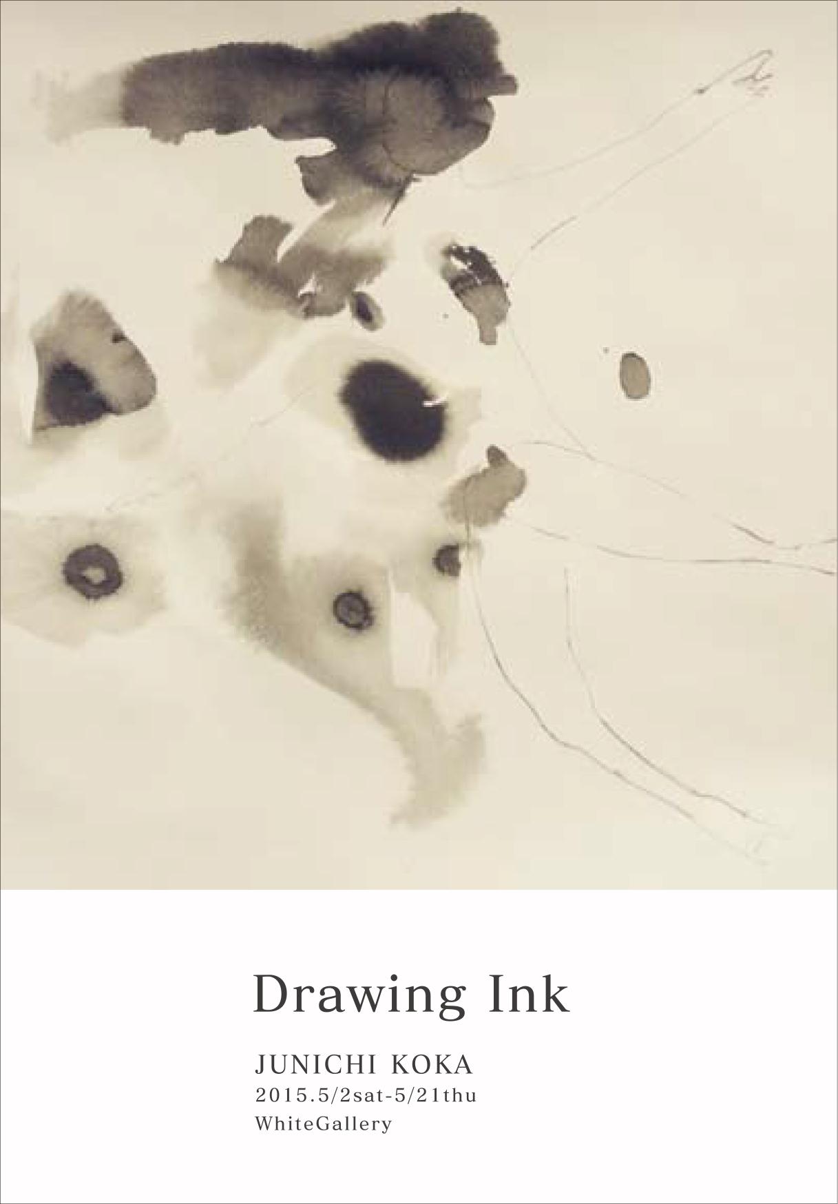 Drawing Ink 江夏潤一展