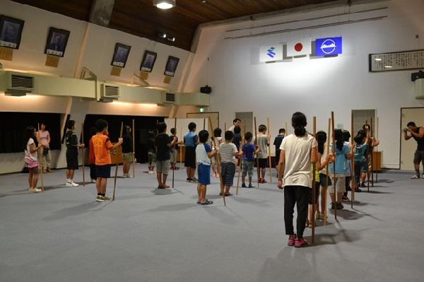 レポート『伝統芸能伝承サマーキャンプ』