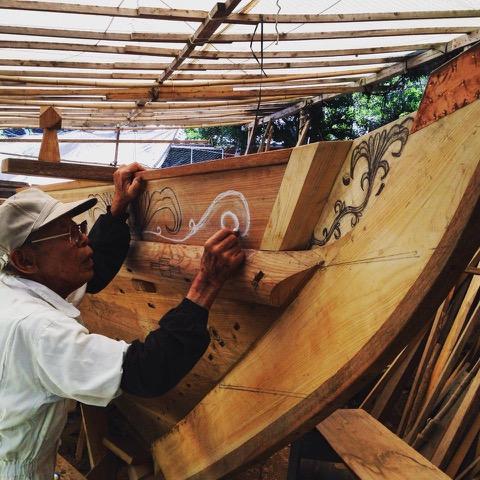 「The Satsumagata Boat〜造船所からの便り〜」薩摩の和船 最後の船大工