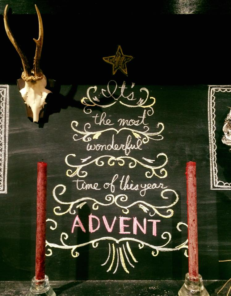 Advent'2015 MOMENT -Christmas exhibition-