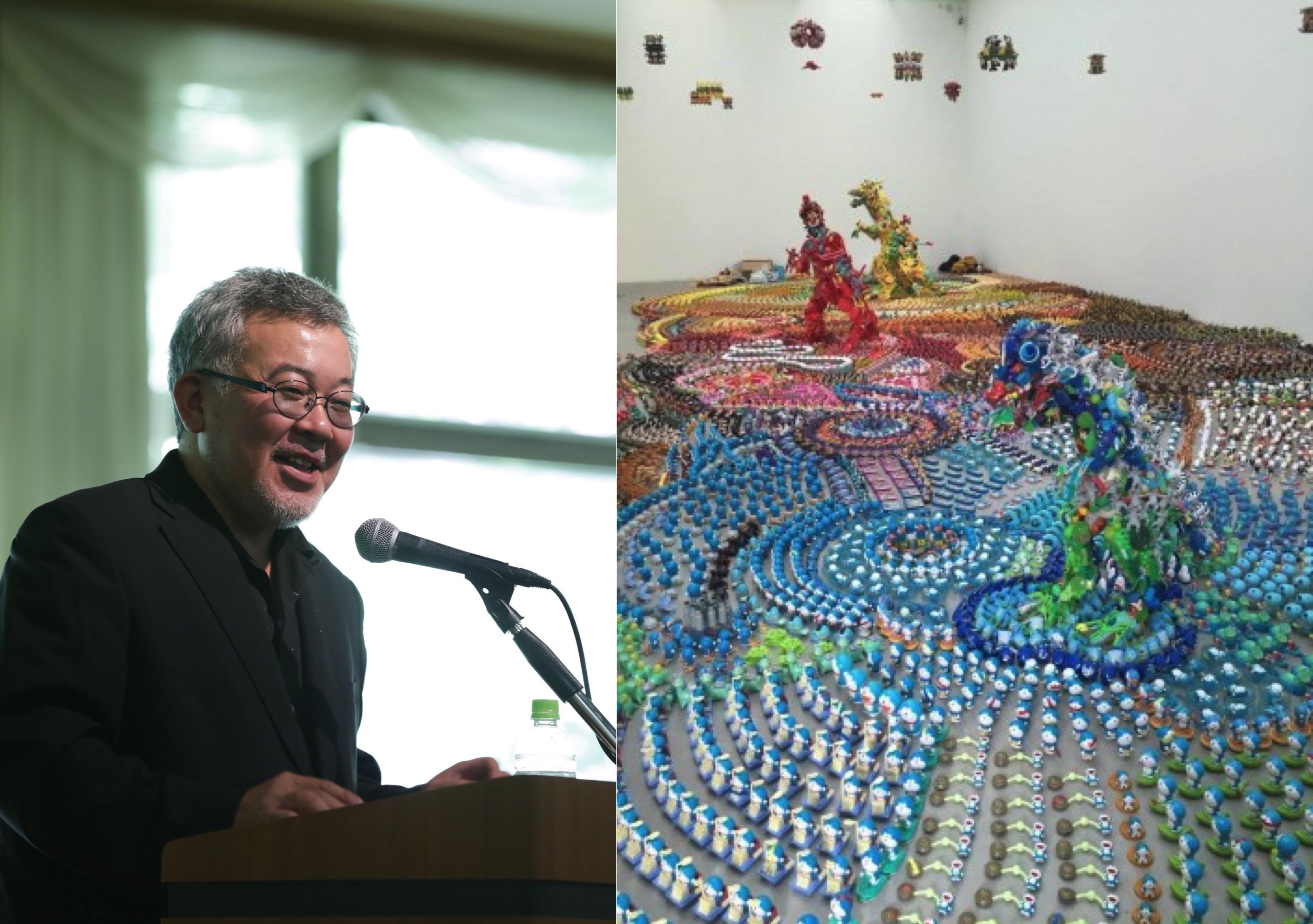 KCIC アートマネジメント ラボ 成果報告会「やわらかい社会のために」 講師:藤浩志(美術家 / 十和田市現代美術館館長)