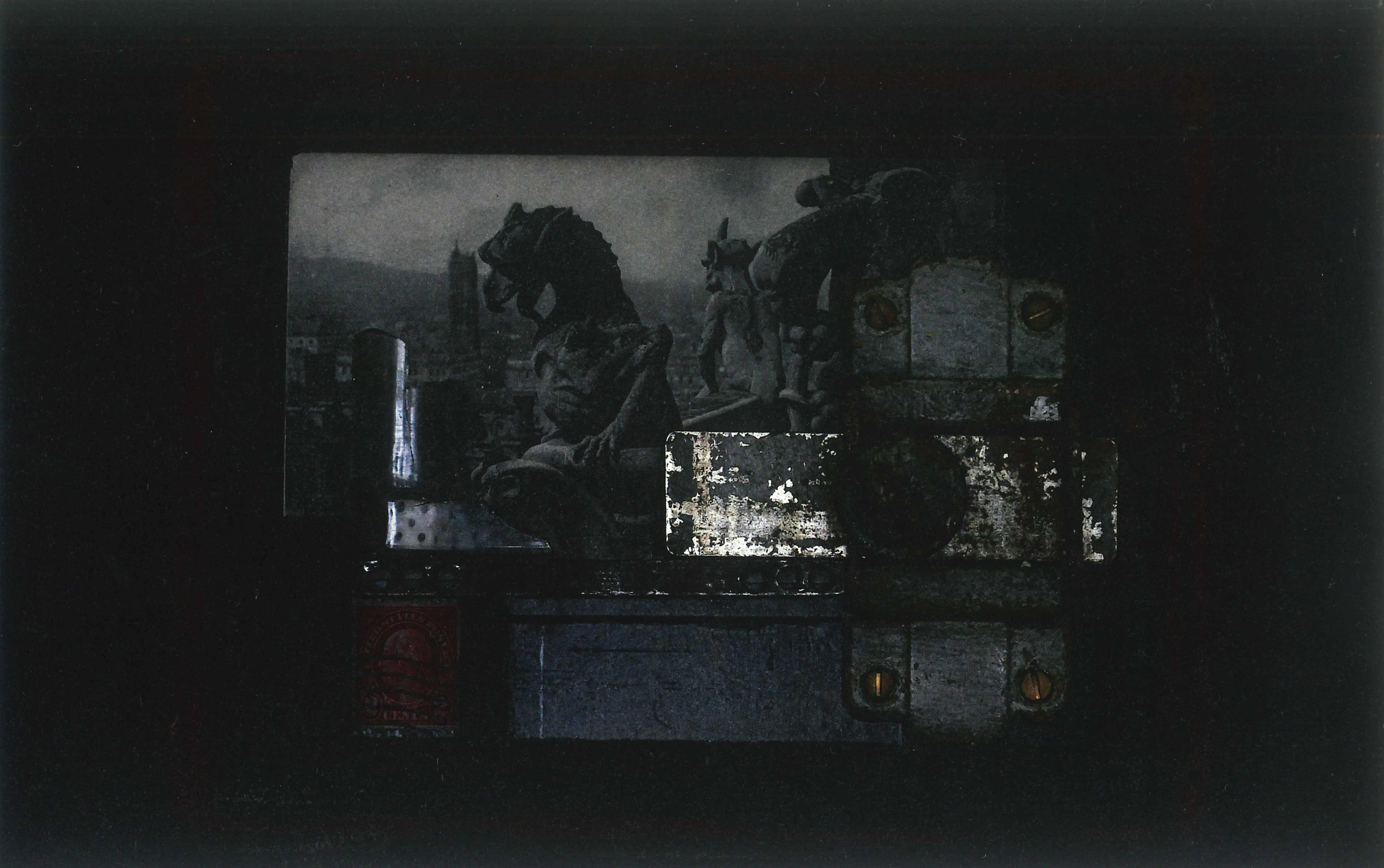 北川健次展〈狂った方位ーエステ荘の南の庭で〉