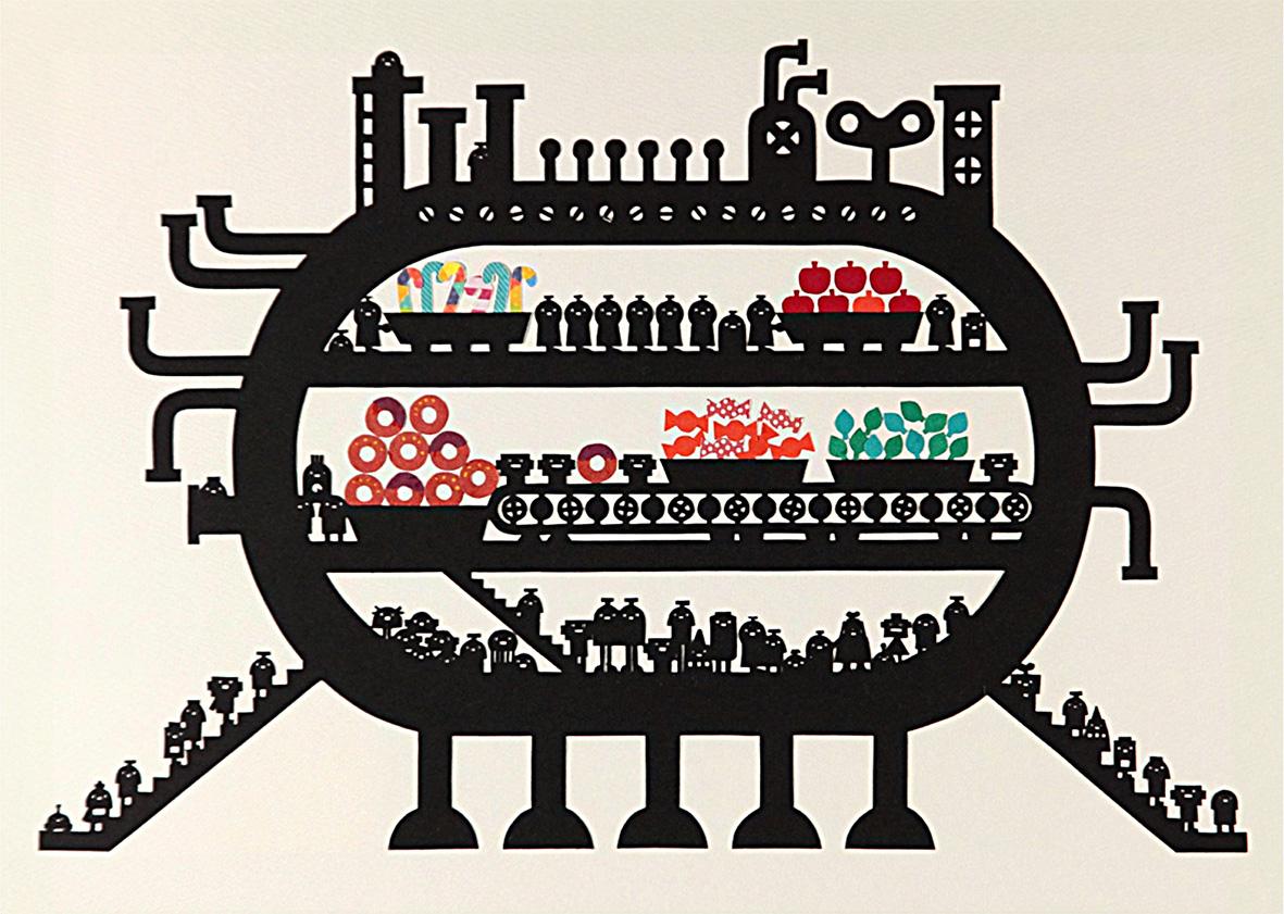 2016 イタリア・ボローニャ国際絵本原画展