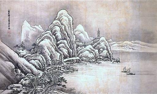 冬の所蔵品展 特集:巨匠たちの腕くらべ「雪景色」
