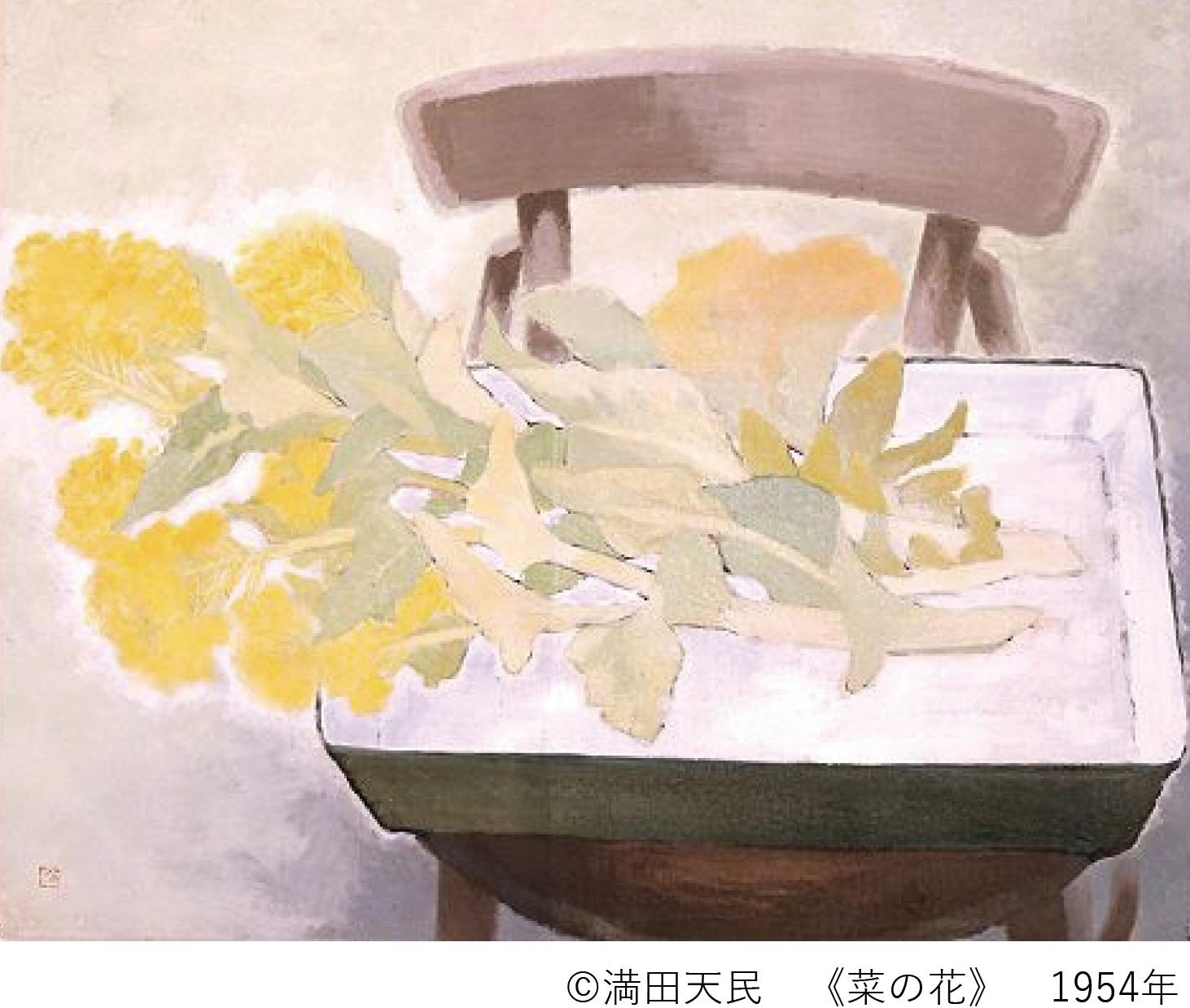 春の所蔵品展 特集:日本画のあじわい~郷土作家の戦後の作品から