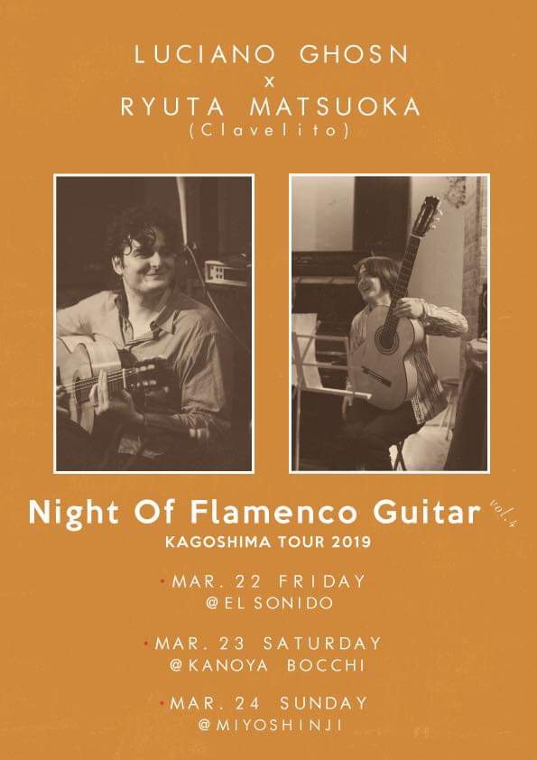 Night of flamenco guitar vol.4