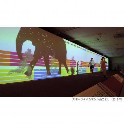 開館20 周年記念アートラボ つくるスポーツ/するアート展