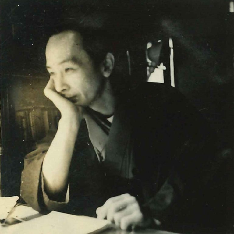 かごしま近代文学館企画展「孤高の詩人 浜田到」
