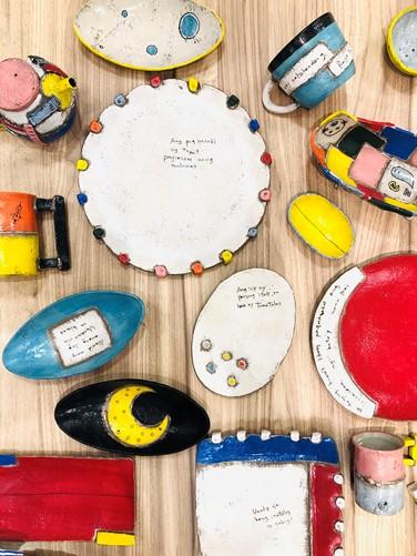岩元 鐘平作陶展 「器で遊ぶ」