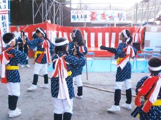 棒踊り(田上)