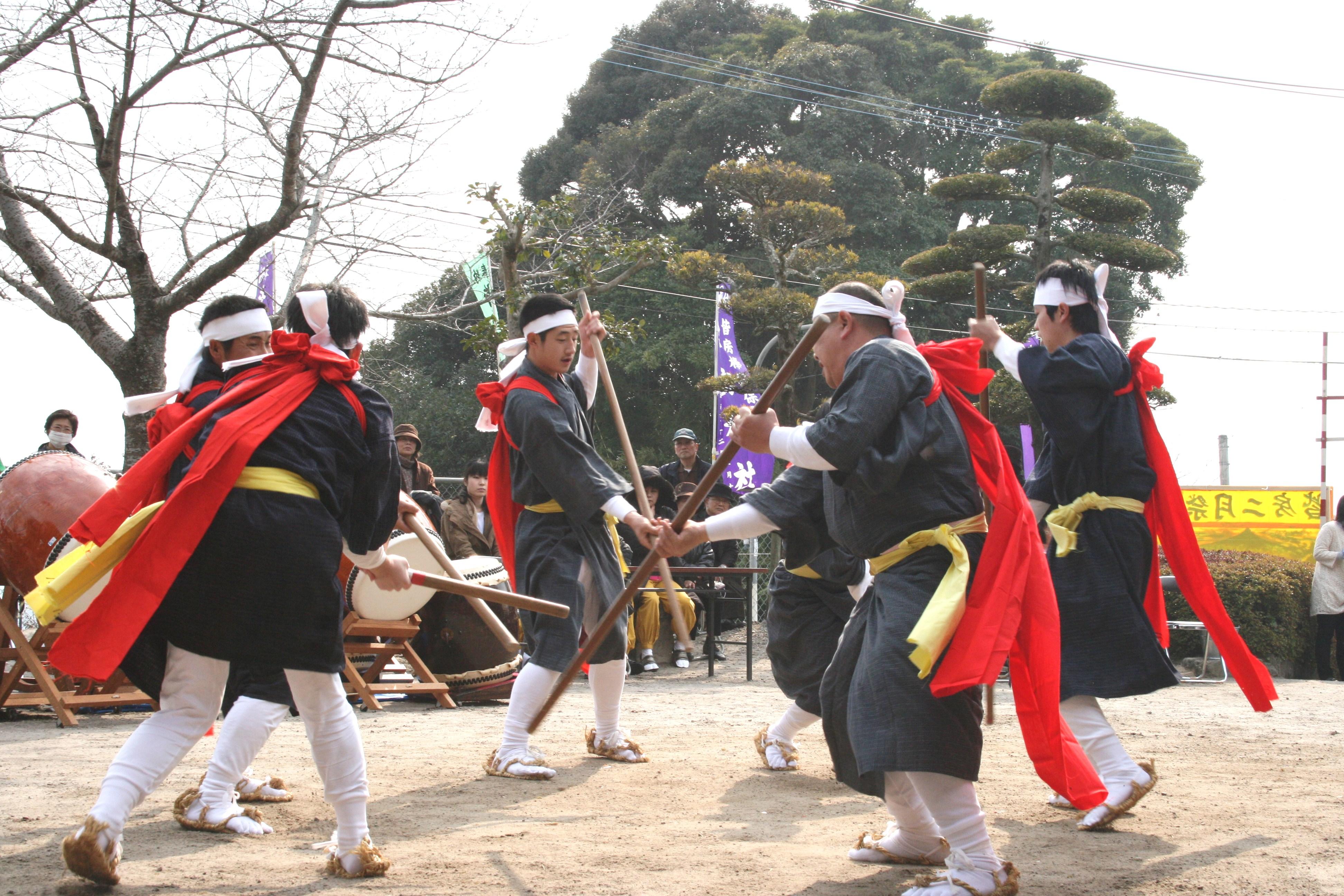 経過報告 ―地域伝統芸能保存会に関するアンケート―