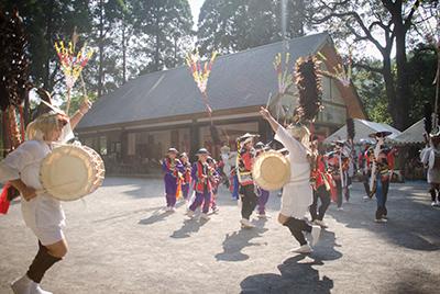 花尾神社 秋の大祭 2014.09.23