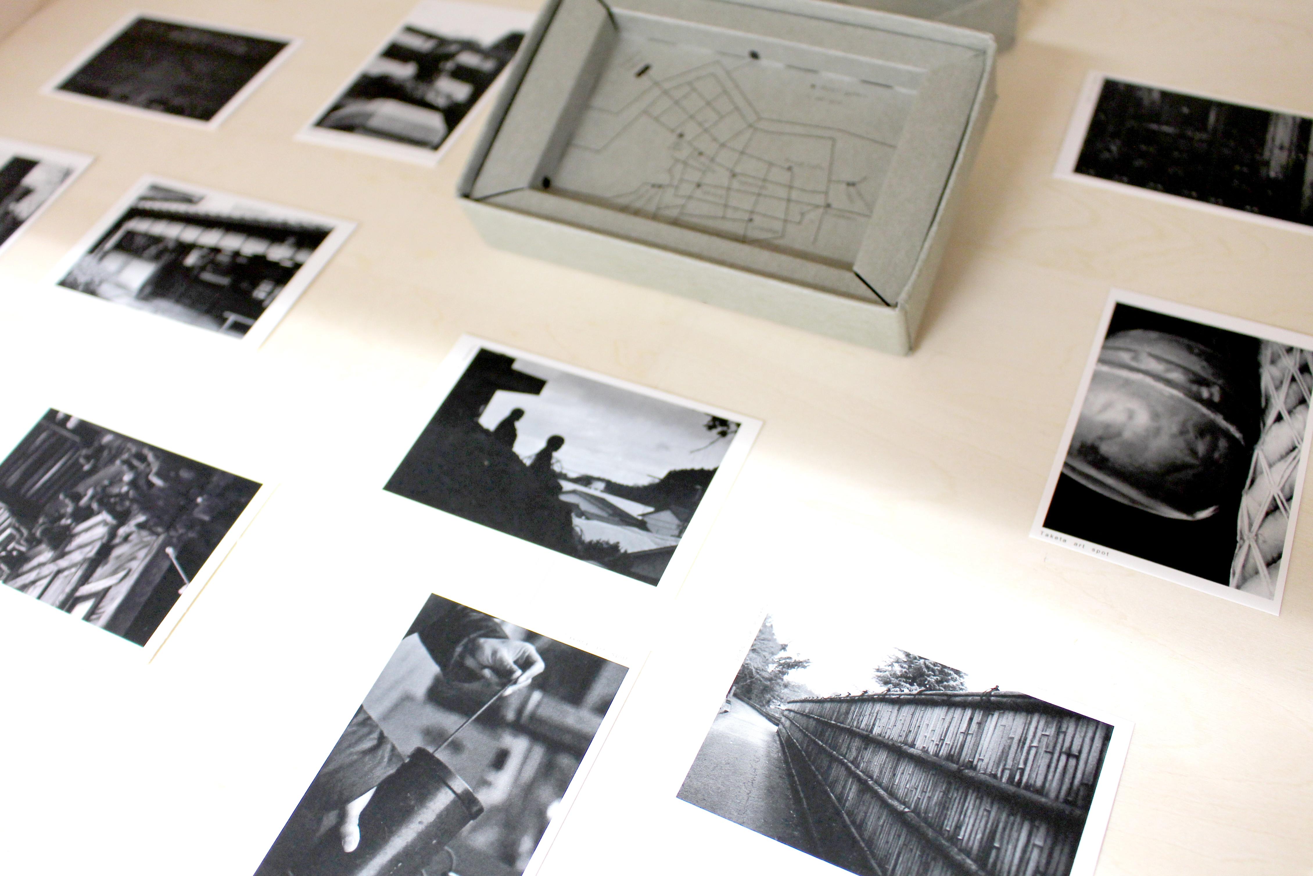 オレクトロニカ 加藤 亮、児玉 順平「Taketa art box(たけた アートボックス)」