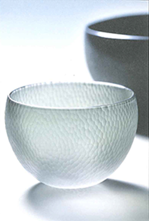 津田 清和 ガラス展