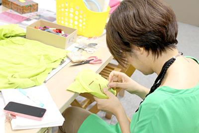 制作プログラム「糸と言葉でえがく」参加者募集!