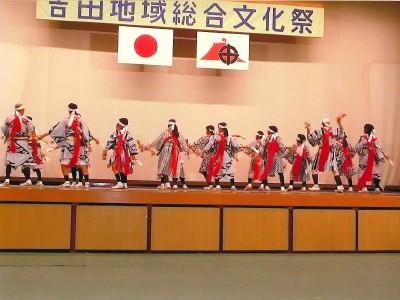 吉水棒踊り