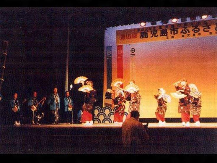 ~第30回国民文化祭・かごしま2015開催記念~2015ふるさとコンサートin桜島
