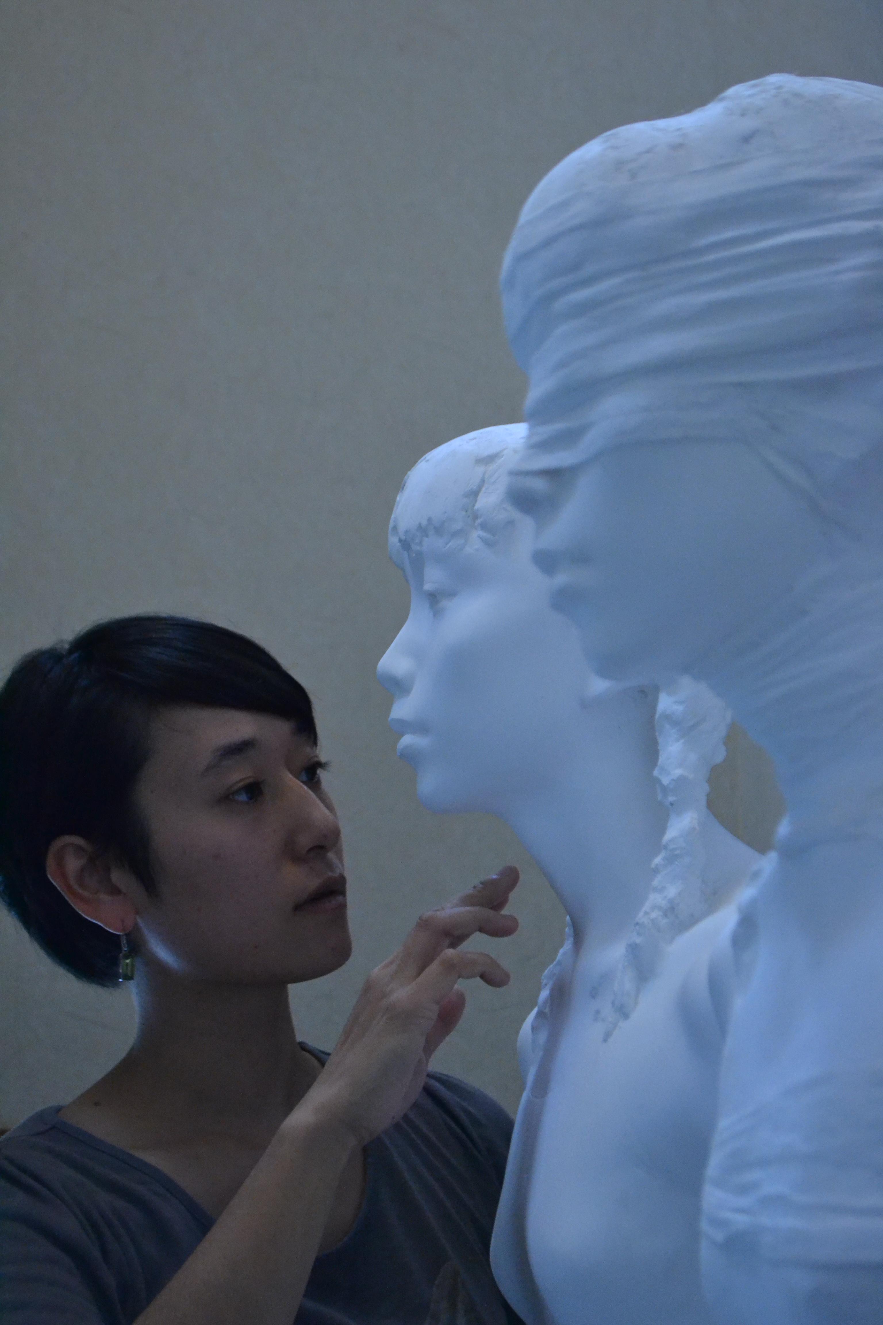 「ねんどとあそぼ」講師:田原迫 華(彫刻家)