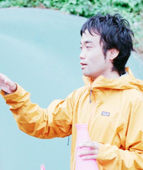 「デザインの話と、ポスターづくり」講師:久保雄太(デザイナー)